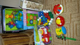 Закупились ко дню защиты детей+любимые наши игрушки и это еще не всё)))