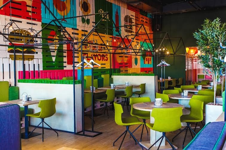 Фото: Green Villa Pizza