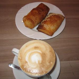 Очень поздний завтрак