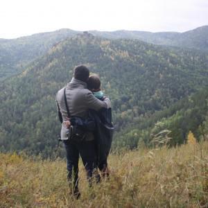 природа, Красноярск, романтика..