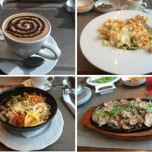 """Еще один прекрасный обед в ресторане """"Сеул Ташкент""""."""