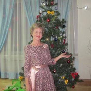 Лариса Пусовская (брагина)