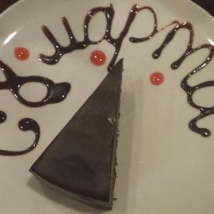 Таким был мой десерт)
