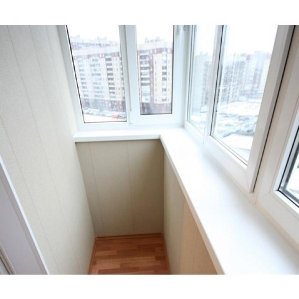 Теперь вот так выглядит мой балкон !!!!