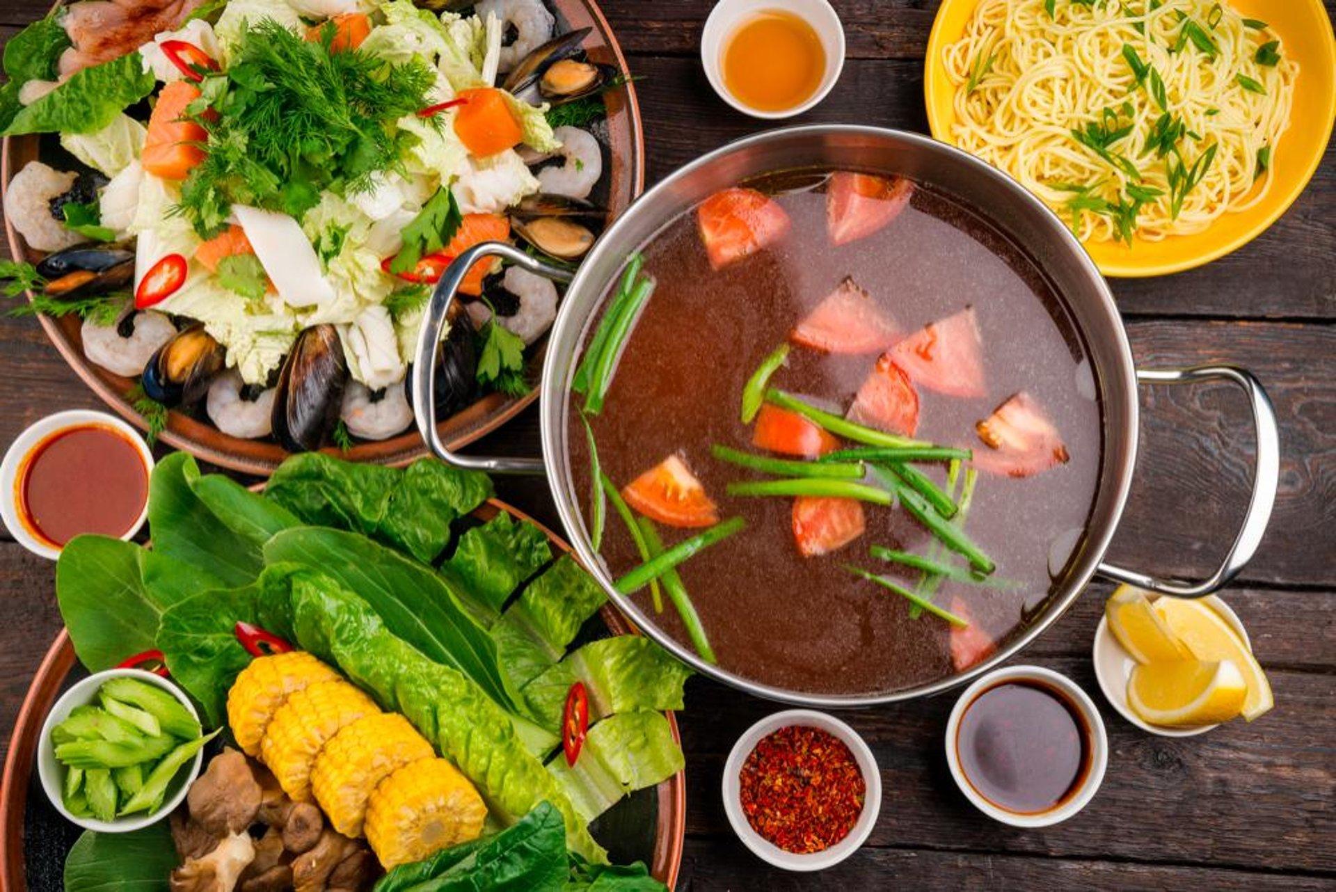 Приглашаем на мастер-класс по приготовлению вьетнамского супа