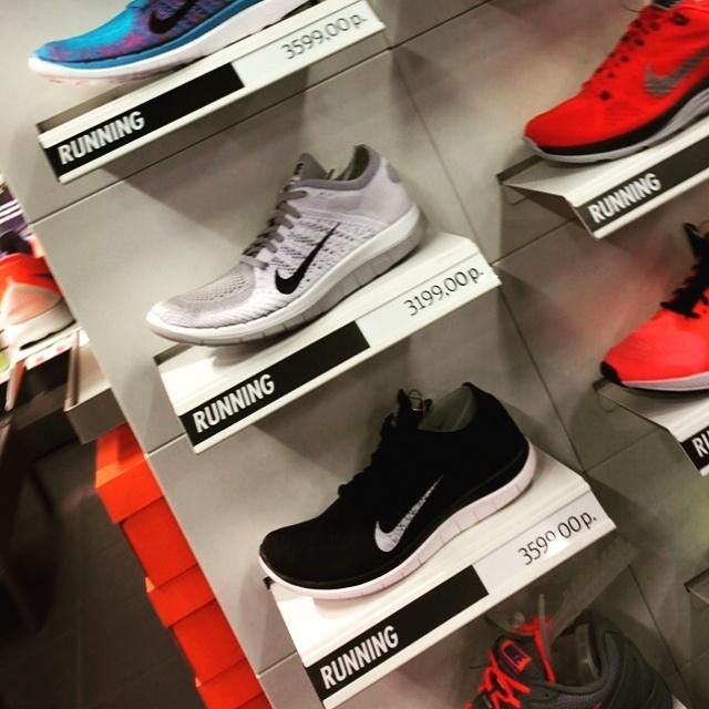 Nike Найк  Дисконт в Москве  Скидки и распродажи в