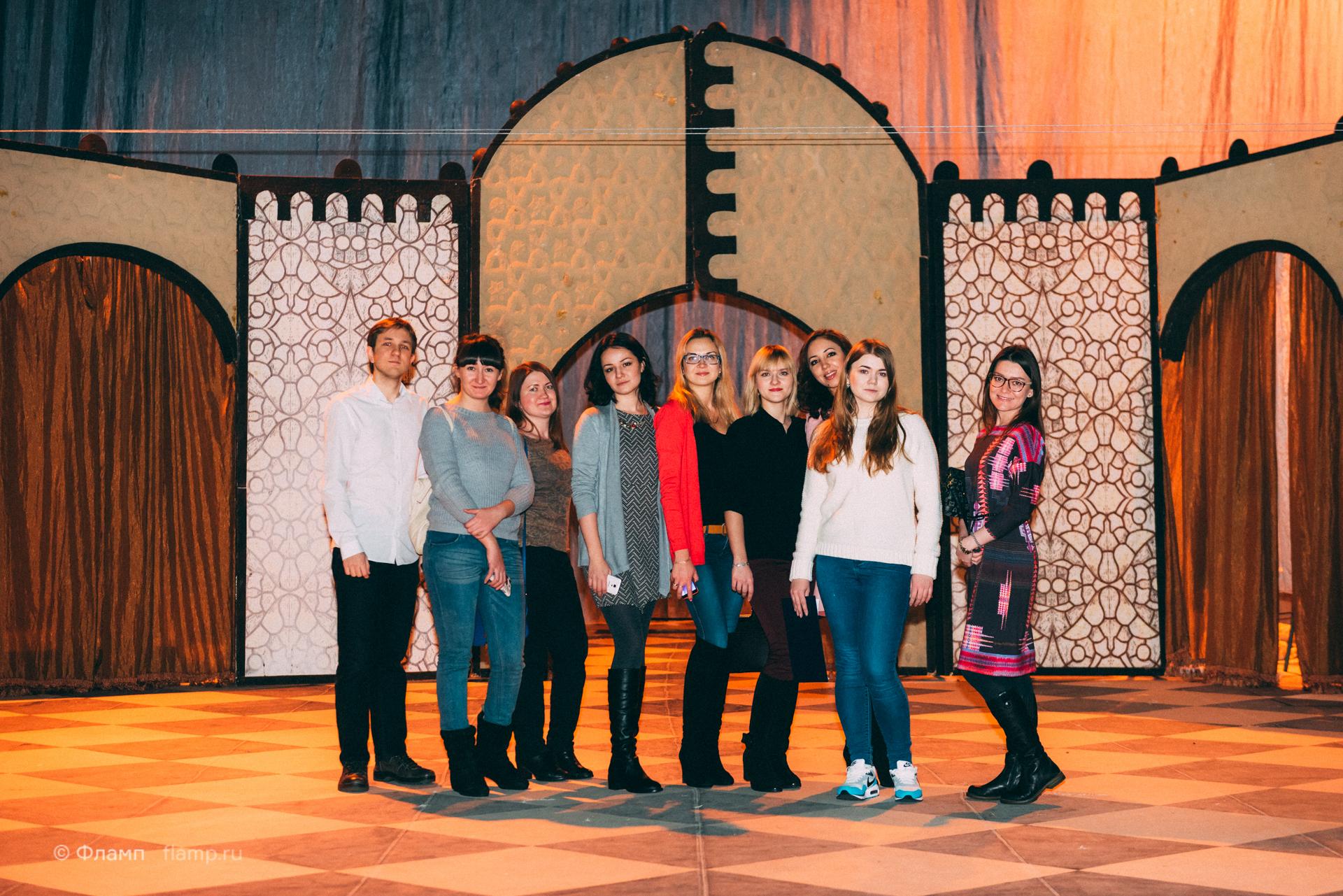Молодежный театр: экскурсия в закулисье
