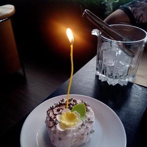 Мини тортик. Банановый :)