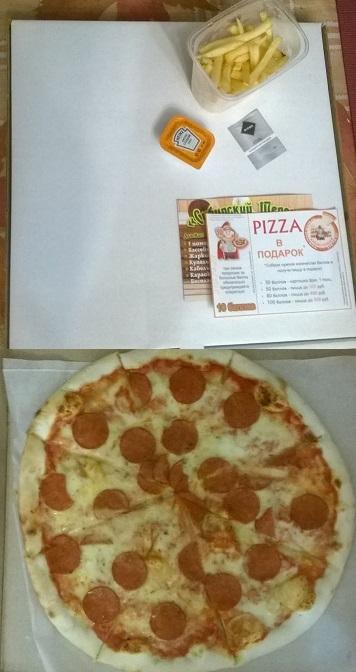 Пицца лацио владивосток
