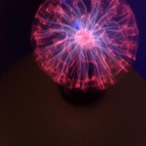 Волшебный шарик:)