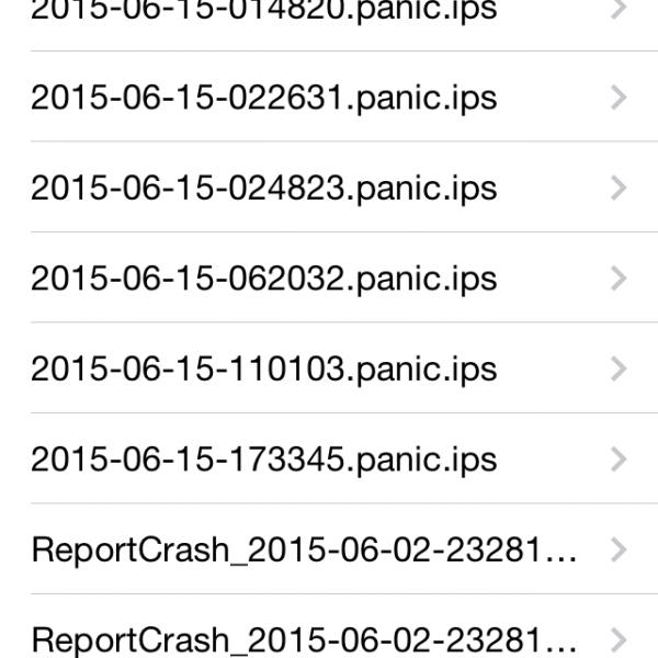 Скриншот с проблемой