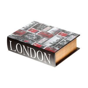 """Книга-шкатулка """"Лондон"""""""