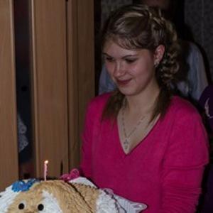 Анастасия Букина