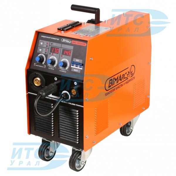 Полуавтомат сварочный MIG-300GW BIMArc Standard Line. Гарантия 2 года!