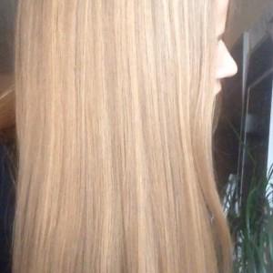 Цвет волос при естественном освещении