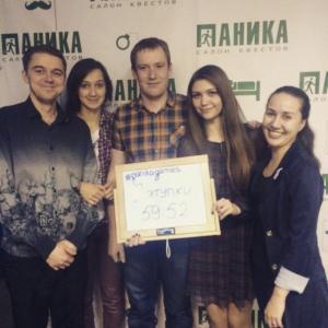 """""""Затупки"""" и феноменальные 59:52"""