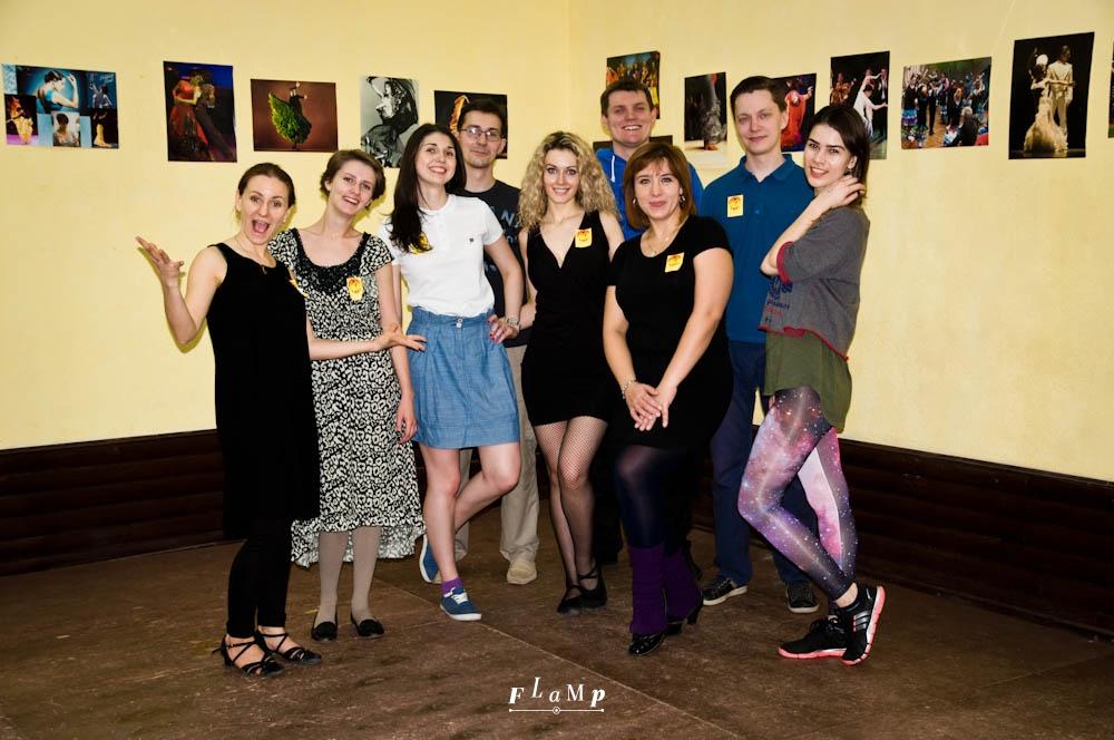 Фотографии предоставлены школой танца Swing Time.