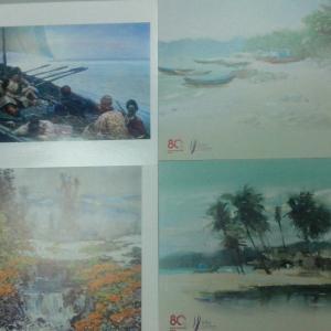 Почтовые карточки из Дома художника