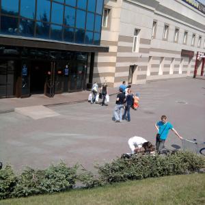 "Вход в ТК ""На Свободном"""