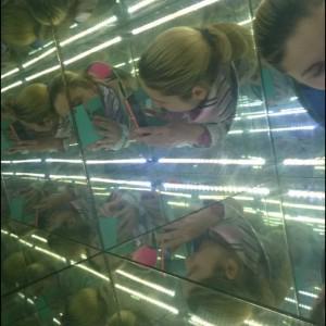 Зеркальный ящик