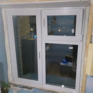Вот такое вот окно с дорогим подоконником ...