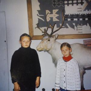 я слева. фото 2001 года