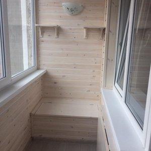 Балкон плюс, компания - остекление, отделка балконов и лоджи.