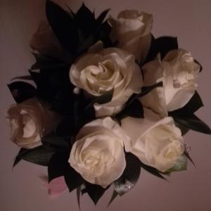 Найдите 15 роз