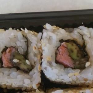 Соотношение начинки и риса