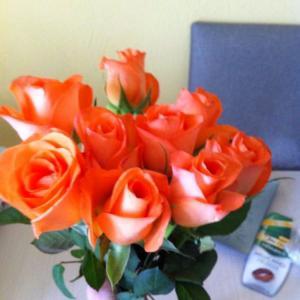 По-моему отличные цветы. И стояли долго.