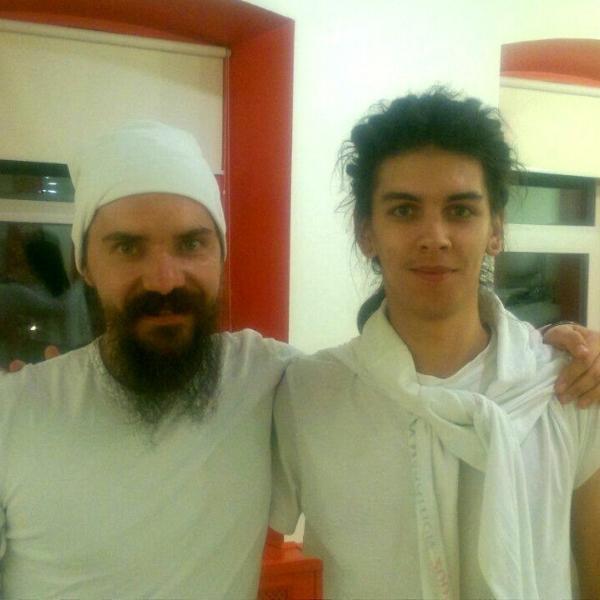 Виктор Полтавец и Алексей Меркулов (Кундалини йога)