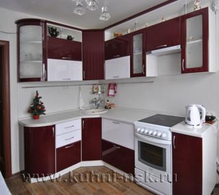 угловые кухни на 9м2 фото 12820