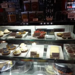 Местные вкусные пекарские штуки...