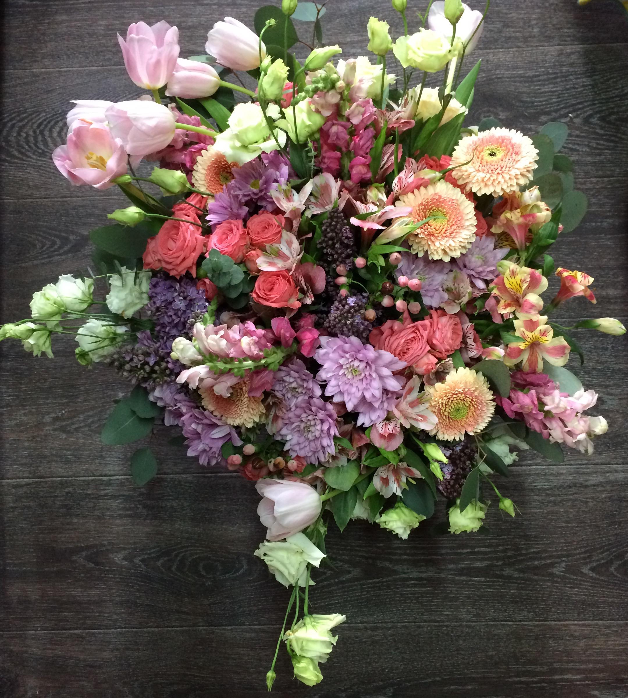 Цветы вольская соколовая