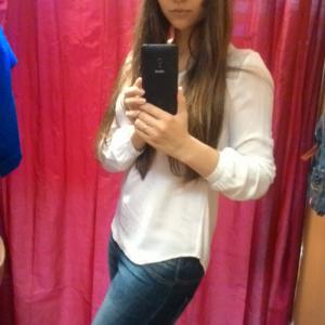 местные джинсы за 715 рублей.