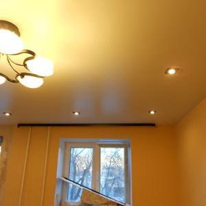 Ремонт подходит к концу! С потолками квартира преобразилась просто!