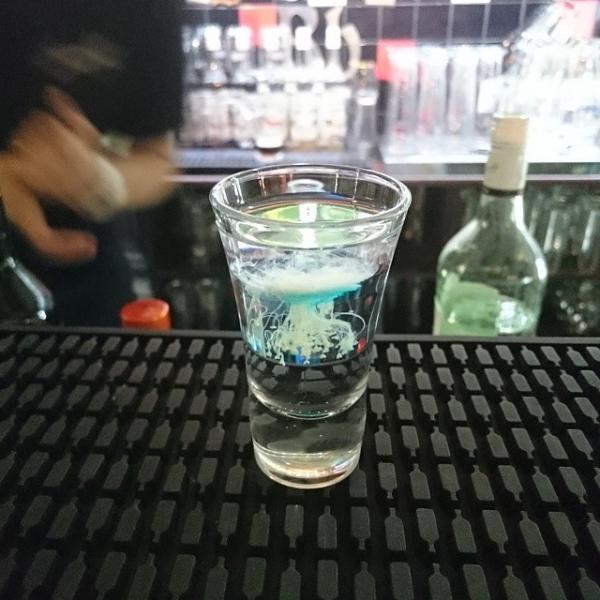 Коктейль Медуза