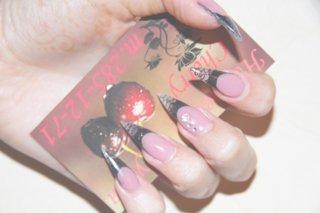 Спасибо за чудесные ногти:)