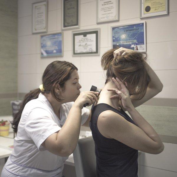 Лечебный шампунь от выпадения и роста волос