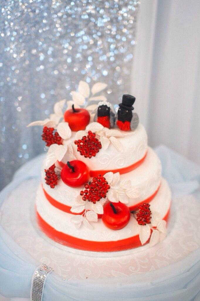 Свадебные торты на заказ в омске фото хлебодар