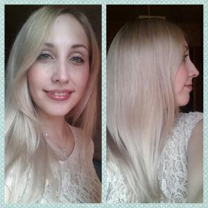 Холодный блондин)