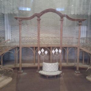 Один из экспонатов музея.