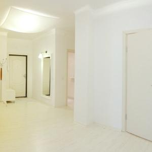 Моя белоснежная квартира, уход за которой, был очень простым  благодаря средствам greenliving.ru