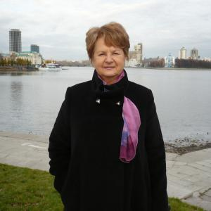 Падерина Наталия Геннадьевна. Год рождения 1946.