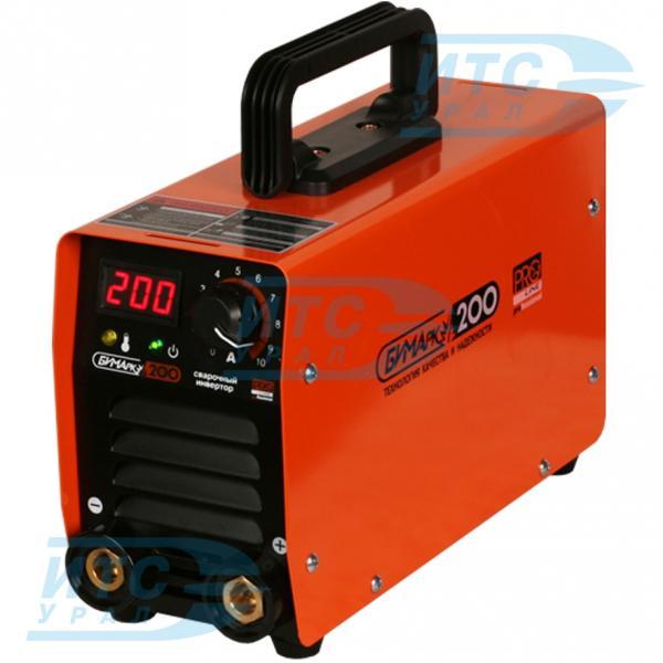 Сварочный инверторный аппарат БИМАрк-200 PRO Line для ручной дуговой сварки. Гарантия 3 года!
