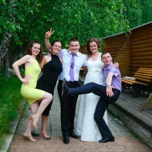 Свадебка))
