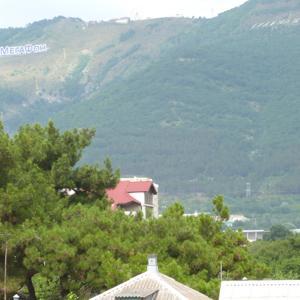 Вид с балкона.