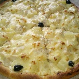 Чикен пицца:)
