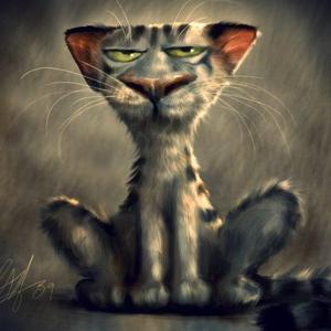 Кошка 😺