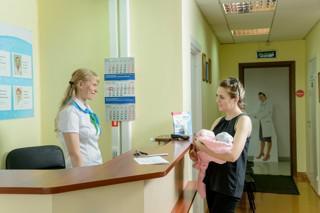 Аптека в детской поликлинике 7